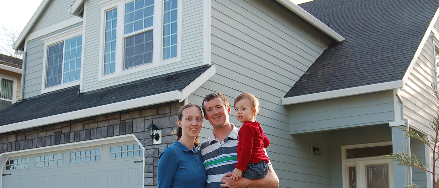 MH Aluminum installs new siding on your home